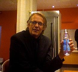 Guttormsen em uma pausa durante a produção de Peer Gynt com Mo Hornmusikk, outubro de 2007