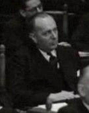 Guus Albregts - Guus Albregts in 1951