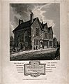 Guy's Hospital, Southwark; twelve views of Christmas scenes. Wellcome V0013718.jpg
