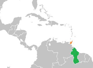 Guyana–Trinidad and Tobago relations Diplomatic relations between the Republic of Guyana and The Republic of Trinidad and Tobago
