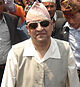 Gyanendra Bir Bikram Shah of Nepal