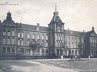 Gymnasium am ostring bochum 1912.jpg
