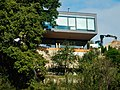 Häuser in Schönaich bei dem Museums Radweg, Würm.Rad.Weg - Heckengäu Natur Nah, Skulpturenweg, Sculptoura, Kunst in der Natur - panoramio (1).jpg