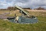 HAWK missile launcher, Stevnfort Cold War Museum, Denmark, 2015-04-01-4830.jpg