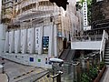 HK 灣仔 Wan Chai 春園街 Spring Garden Lane Wu Chung footbridge view Queen's Road East September 2019 SSG 01.jpg