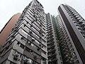 HK Mid-levels 羅便臣道 Robinson Road 30 寶時大廈 Peace Tower facade rain Sept-2010.JPG