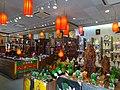HK Ngon Ping Village 昂坪市集 mkt (26) shop interior red lamps April 2016 DSC.JPG