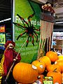 HK Sheung Wan Parkn Shop Halloween decor Pumpkins Oct-2013 009.JPG