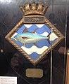 HMS Tuna plaque, Aldershot,1945.jpg