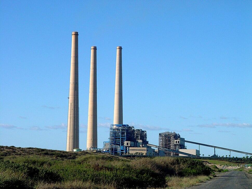 Hadera power station