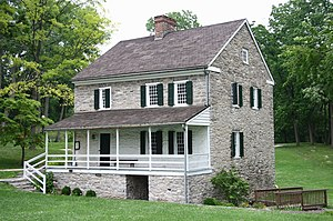 Hager House (Hagerstown, Maryland) - Image: Hager House