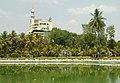 Haj House view from Public Gardens in Hyderabad 2.JPG