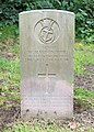 Haldon (William) CWGC gravestone, Flaybrick Memorial Gardens.jpg