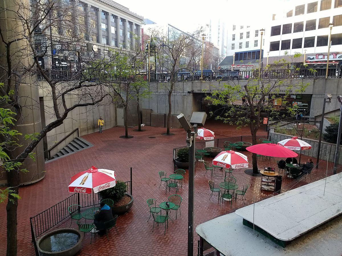 Hallidie Plaza Wikipedia