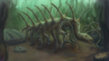 Hallucigenia Reconstruction Current 2015.png