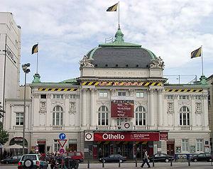 St. Georg, Hamburg - Deutsches Schauspielhaus