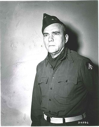 Harry H. Johnson - Harry H. Johnson in the Wartime photo.