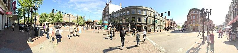 Harvard Square Wikipedia