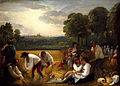 Harvesting at Windsor by Benjamin West, PRA.jpg