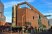 Harvey B. Gantt Center on Opening Day