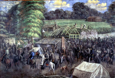 The Haun's Mill Massacre. On October 30, 1838, a large mob of Missourians attacked the small Mormon settlement of Haun's mill. They killed 18 Mormons, including children as young as 9, and wounded about a dozen more.