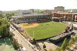 Hawkins Field - Image: Hawkins Field