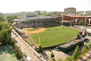Hawkins Field Baseball park at Vanderbilt University