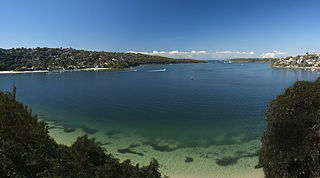 Sydney Harbour National Park Protected area in New South Wales, Australia