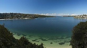 Sydney Harbour National Park - Headlands, Sydney Harbour