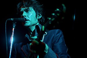 Jon Spencer Blues Explosion - Image: Heavy trash & jon spencer @ studio sp 2