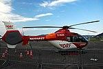 Heidelberg Airfield - Deutsche Rettungsflugwacht - Eurocopter EC 135 - D-HDRC - 2018-07-20 18-32-29.jpg