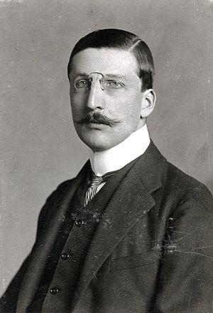 Heinrich Mataja - Heinrich Mataja before 1920