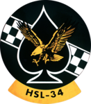 Helicopter Anti-Submarine Squadron Light 34 (US Navy) insignia, 1982 (6371598).png