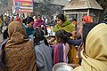 Helping Needy People - Makar Sankranti Observance - Ramkrishnapur Ghat Area - Howrah 2018-01-14 6951.JPG