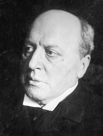 Henry James - James in 1910