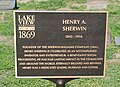 Henry Sherwin plaque - Lake View Cemetery (30144654724).jpg