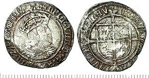 The Great Debasement - Henry VIII Groat 1526-1532