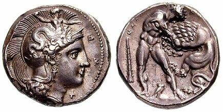 Herakleia AR SNGANS 064