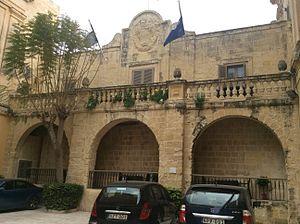 Corte Capitanale - Herald's Loggia