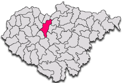 Commune Hereclean in Sălaj County