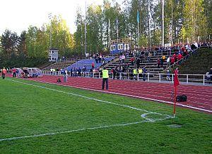 FC Viikingit - Vuosaaren urheilukenttä