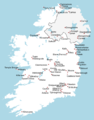 High Crosses of Ireland (map).png