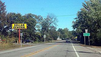 U.S. Route 64 - Highway 64 in London