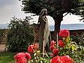 Hildegard of Bingen by Oswald, Eibingen Abbey.jpg
