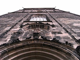 St. Andreas, Hildesheim - The tower
