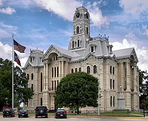 Hill County, Texas - Image: Hill county courthouse 2013