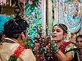 Hindu rituals wedding culture bride groom south India.jpg
