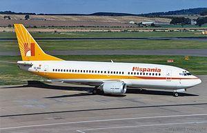 Hispania - Boeing 737-3Y0.jpg