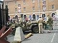 Historic military vehicles within Portsmouth Historic Dockyard - geograph.org.uk - 899885.jpg