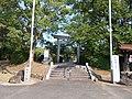 Hiyoshi-jinja entrance 02.jpg